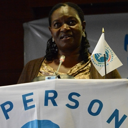 Survivors share hopes and recommendations at Maputo Conference