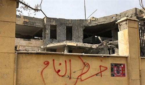Landmines kill injure hundreds in Raqqa